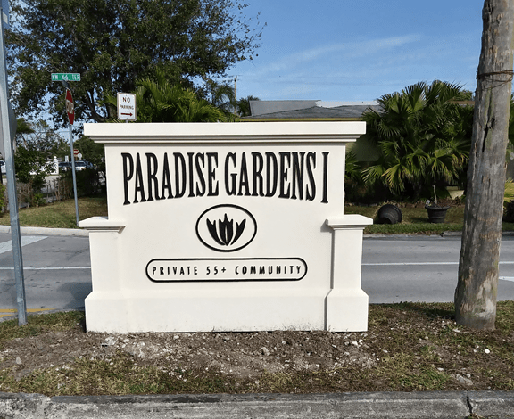 Updated Coastal Neighborhood Entrance Sign - Neighborhood Entrance Sign Costs