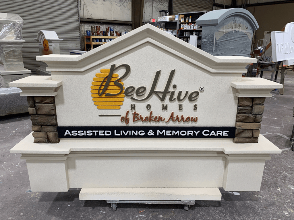 Beehive Broken Arrow Assisted Living Memory Care Before Shipping