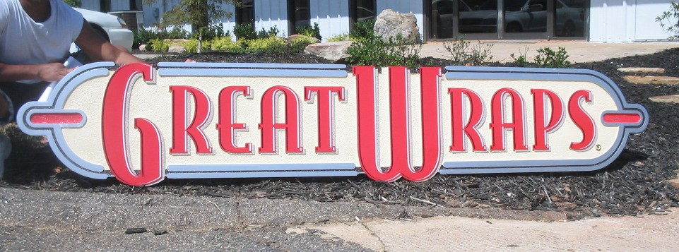 Custom Business Signs Great Wraps