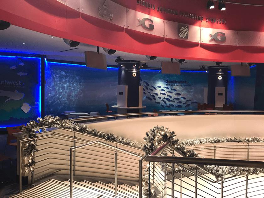 Georgia Aquarium Environment Complete