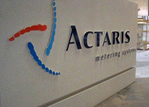 Actaris Sign Monument