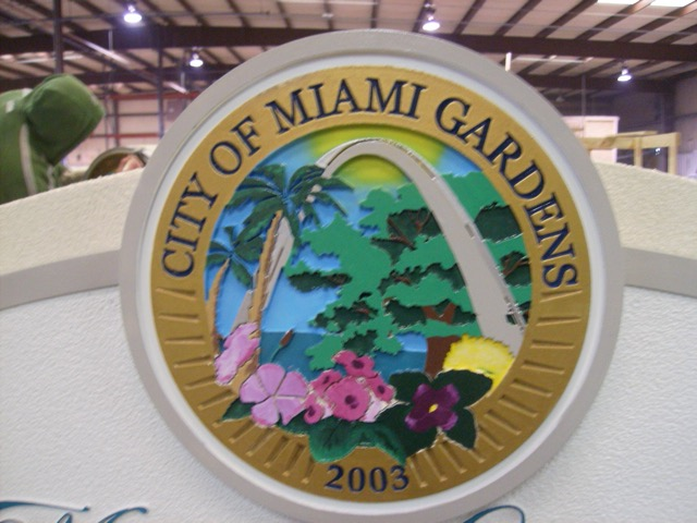 The best sign monuments portfolio page 10 for City of miami gardens