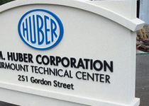 Huber Corporation Sign Monument