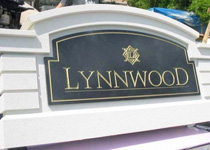 Lynnwood Sign Monument