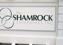 Shamrock Companies Sign Monument