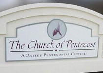 The Church Of Pentecost Sign Monument