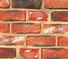 Faux Hand-Cut Old-World Brick